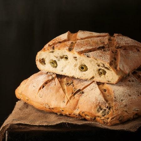 Casareccio di semola di grano duro alle Olive