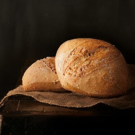 Pane di farina Integrale multicereali